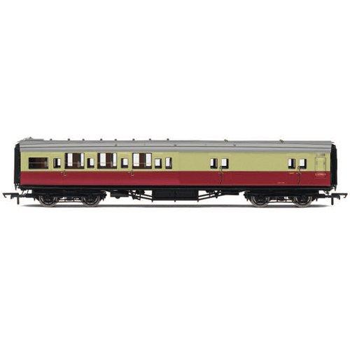 Hornby - R4349B - Fr. Maunsell 4 compartiments de frein 3e (fenêtre haute)