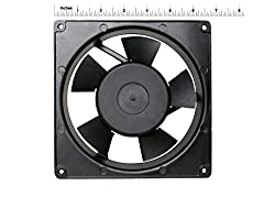 SONYA 6 HS AXIAL COOLING BLOWER ROTARY EXHAUST FAN SIZE: 17 CMS X 17 CMS X 5 CMS