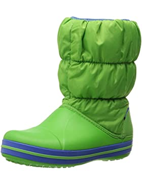 Crocs Winter Puff Boot Kids, Botas Unisex niños