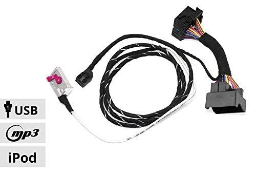 Kufatec Faisceau de câbles de la Modernisation de Music Interface AMI RNS-E