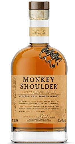 MonkeyShoulderTripleMalt ScotchWhisky (1 x 0.7 l)