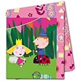 Ben and Holly Party Napkins (20 Pack) NEW DESIGN