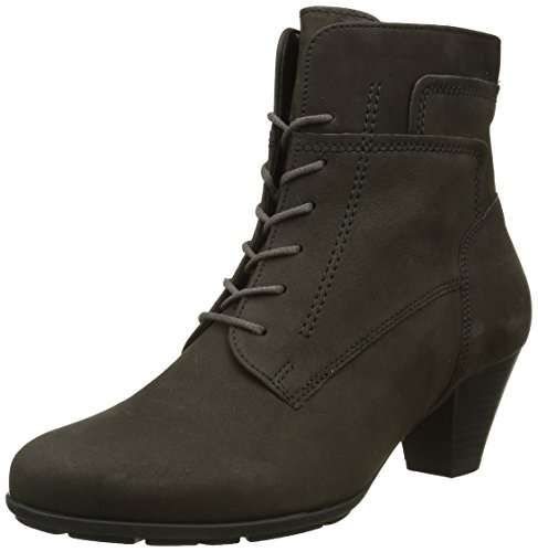 Kurzschaft Shoes Grau Damen anthrazit 19 55 Stiefel Gabor 6 B6PwAqOO