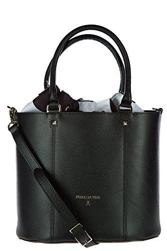 Patrizia Pepe sac à l'épaule femme noir