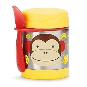 Skip Hop Zoo Insulated Food Jar, Monkey