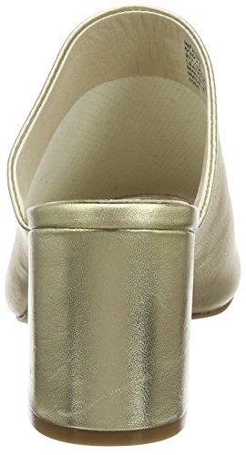 STEVEN by Steve Madden Infinity Sandal, Mules Femme Or (Gold)