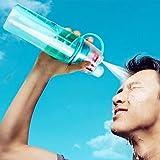 Sport & Loisir Extérieur Sport de détente Sortie Décontracté / Quotidien Aller Articles pour boire, 600 Plastique Paille jus EauVerres &