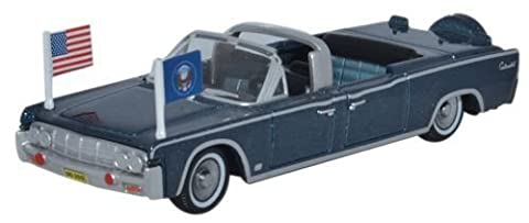 Oxford Diecast 87LC61001 1961 Lincoln Continental X100
