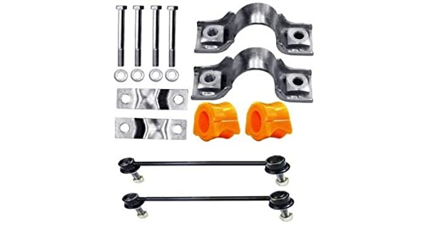 FOR SCUDO 2007 FRONT LOWER WISHBONE ARMS HEAVY DUTY LINKS STABILISER D BUSHES