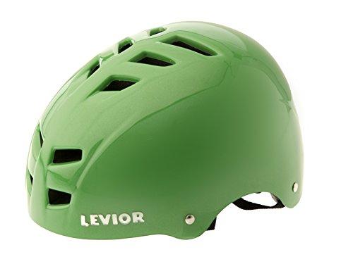 Levior Fahrradhelm Control green Gr. S