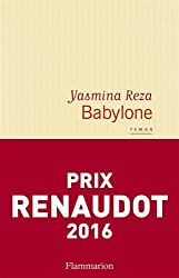 Babylone - Prix Renaudot 2016