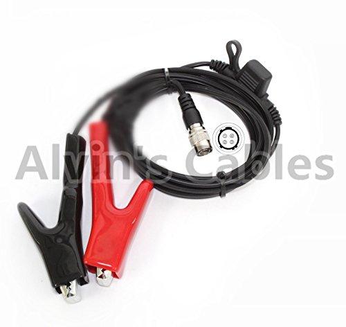 Spectra-adapter (Trimble 12V Power Kabel für 5600Robotic Total Station Roboter Focus Geodimeter)