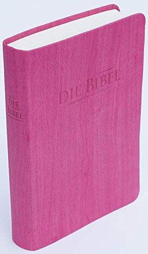 Elberfelder Bibel Edition CSV - Taschenbibel, größere Ausgabe, pink (limitierte Ausgabe)
