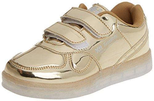XTI Unisex, bambini 054633 scarpe sportive Oro