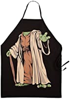 Look like Yoda from Star Wars when you wear this character apron. - Apron