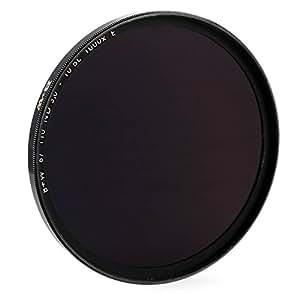 B+W 110 E Graufilter (Neutraldichtefilter, ND-Filter) 1000x +10 Blenden 77 mm vergütet - Made in Germany by Schneider Kreuznach
