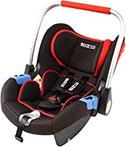 Sparco Corsa Carrier F300I Group 0+ (0-13Kg) Red