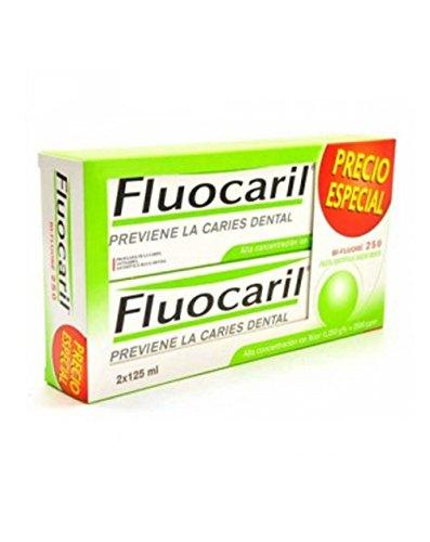Fluocaril bifluor duplo past2x125+regalo