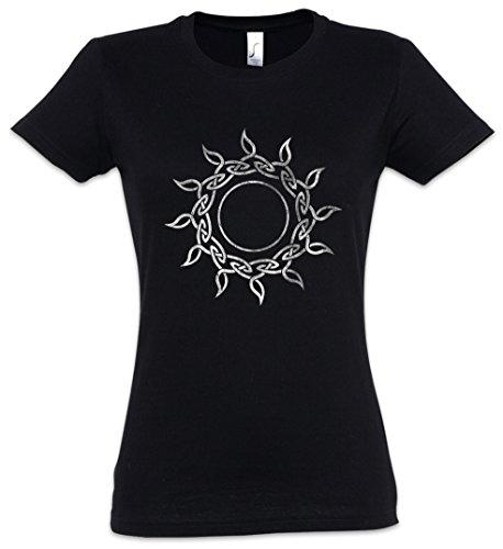 Celtic Sun Damen T-Shirt - Sun Keltische Tattoo