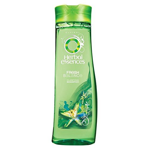 2 x Herbal Essences Fresh equilibrio Shampoo (400ml)