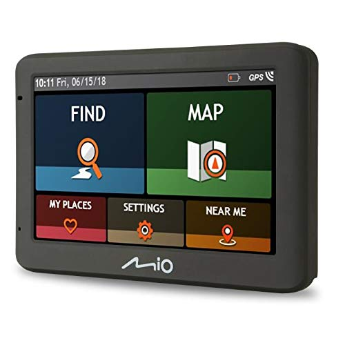 MIO GPS 5 23 pays Classic 500