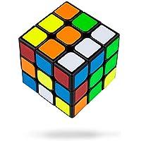 Buself Cubo di 3x3 Magico Originale Speedcube - Idea Regalo per Natale Compleanno Aziendale