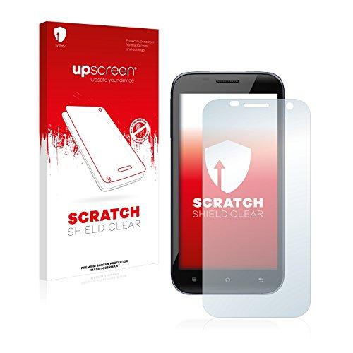 upscreen Scratch Shield Schutzfolie für Haier W860 – Kristallklar, Kratzschutz, Anti-Fingerprint