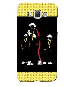 Fuson 3D Printed Designer back case cover for Samsung Galaxy Grand 2 G7106 / G7102 - D4330