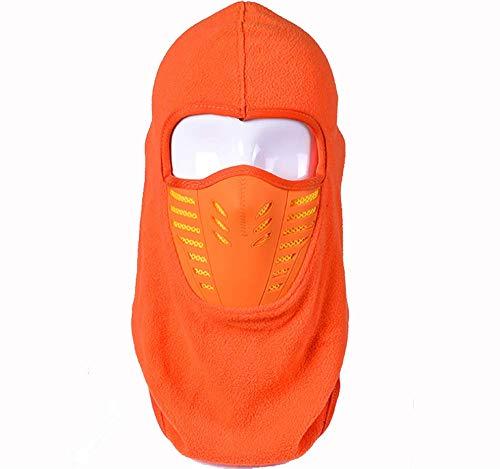 Sweety Sturmhaube Outdoor-Reiten warme Sturmhaube Herren- und Damen Perücken CS Maske 40 * 27cm