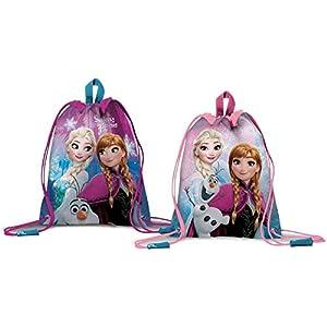 SCUOLA-UFFICIO Bolsa Mochila String Frozen 44798licencias