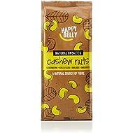 Amazon Brand - Happy Belly Whole Cashews, 500 g