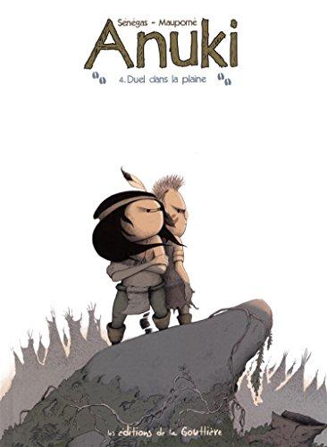 Anuki (4) : Duel dans la plaine