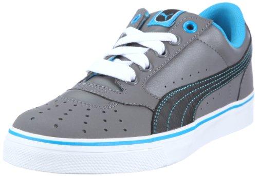 Unisexo 353272 Grau branco 07 erwachsene Baixo Sapatilha Vulc dresden preto aço Puma Cinzento 2 Azul Céu wq4xBnTX1B