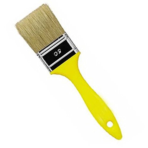 Pennello Pittura Economico 40mm In Pura Setola Con Manico In Plastica 320-40