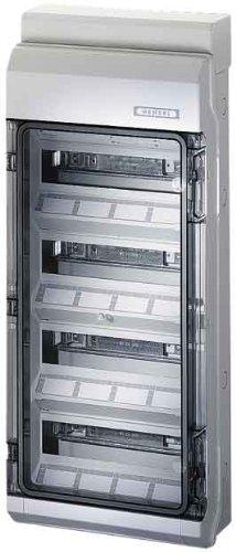 Hensel Automatengehäuse KV 9448 48TE 4x12x18mm IP65 Installationskleinverteiler 4012591620068