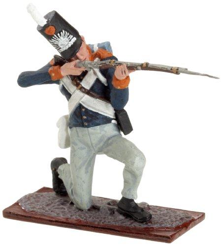 Distler 8732206-Neerlandés arrodillado, Rifle abfeuernd