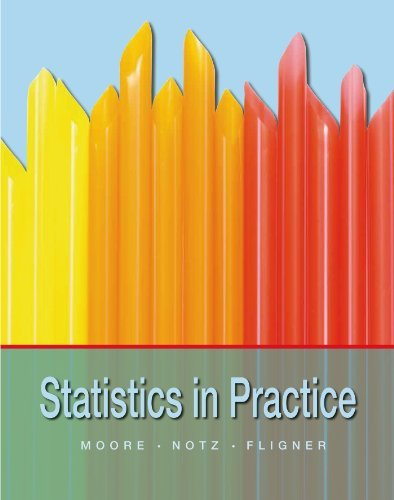 Statistics in Practice by David S. Moore (2014-07-18)