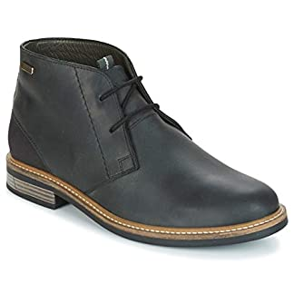 Mens Barbour Readhead Office Smart Ankle Shoes Leather Chukka Boots 8