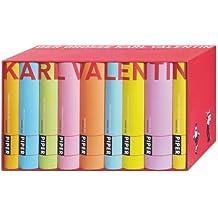 Der große Karl Valentin: Sämtliche Werke in 9 Bänden