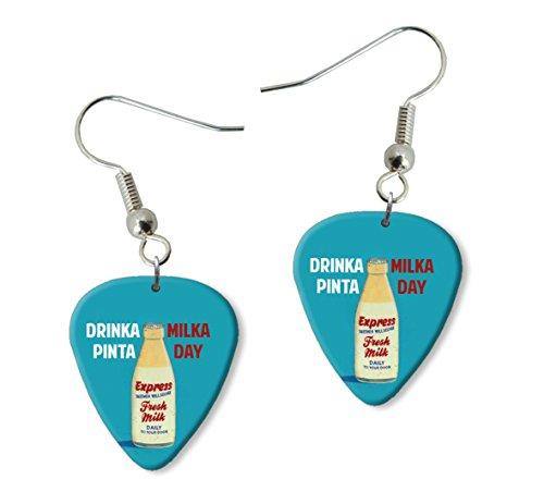 pinta-milka-day-martin-wiscombe-guitare-mediator-pick-boucles-doreilles-earrings-vintage-retro