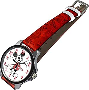 Mickey Mouse- Reloj de Pulsera Aloy Caja Regalo de Mickey (WD20176), (Kids Licensing 1)
