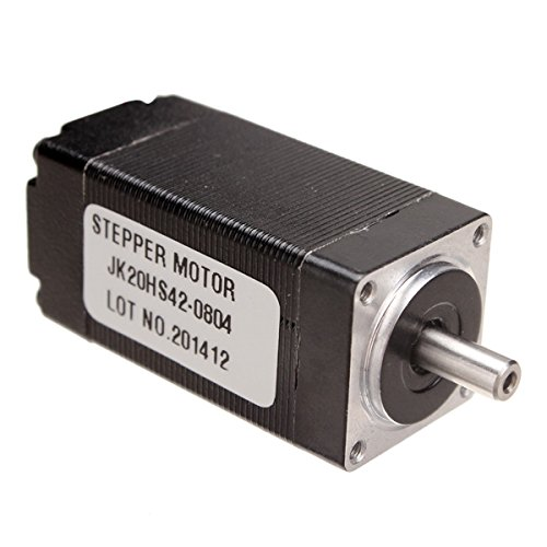 ILS - NEMA8 1.820 Hybrid Stepper Motor Two Phase 42mm 300g.cm 0.8A