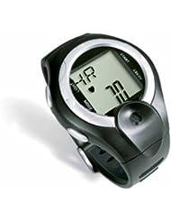 SPORTLINE montre avec pulsomètre, noir