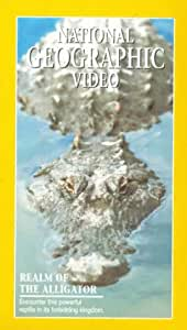Realm Of The Alligator [VHS]