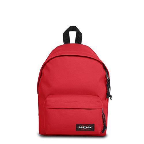 Eastpak Orbit Petit sac à dos, 34 cm, 10 L, Rouge (Risky Red)