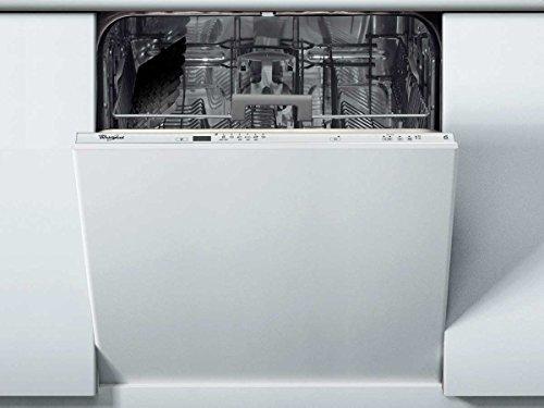Whirlpool ADG 7433vollständig integriertes FD 13places A + + Spülmaschine–Geschirrspülmaschinen (komplett integriert, Edelstahl, Knöpfe, 13Sitzer, 48dB, A) Test
