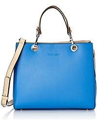 Kesslord Sorenza - Shopper para mujer, color azul (bleu azur), talla única