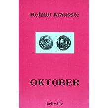 Oktober. Tagebuch des Oktober 1997