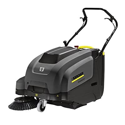 Kärcher Walk-behind Vacuum Sweeper KM 75/40 W Bp Pack