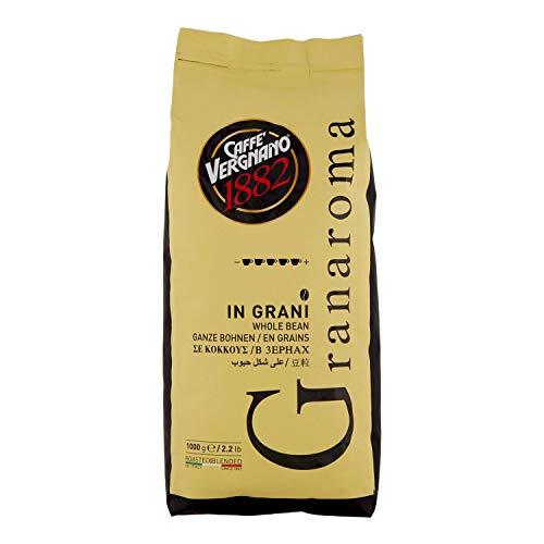 COFFEE IN GRAINS GRAN AROMA 1KG